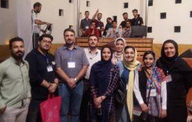 دانشجویان دانشگاه سمیه نجف آباد